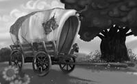 Zigeuner Wagen