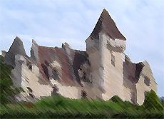 Burg des Baron